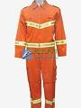 反光防火消防服|WD202