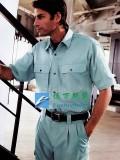 短袖工装、工衣|WA210