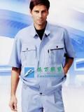 男款短袖劳保服|WA216
